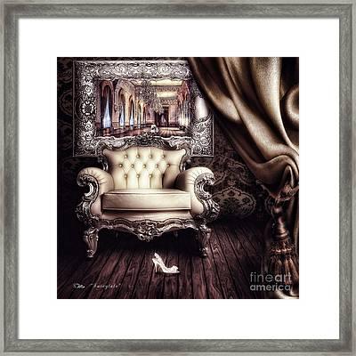 Fairytale Framed Print by Mo T