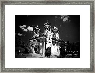 Faith Framed Print by Gabriela Insuratelu