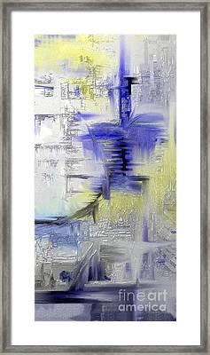 Faith Framed Print by Jo Baby