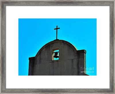 Framed Print featuring the photograph Faith by Ray Shrewsberry