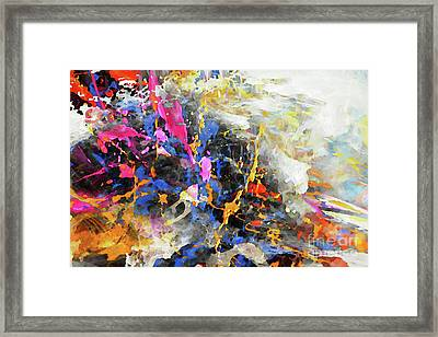 Faith Remains Framed Print