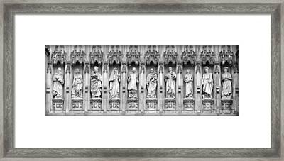 Faithful Witnesses - 2 Framed Print by Stephen Stookey