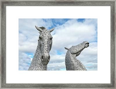 Falkirk - Scotland Framed Print