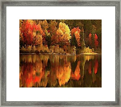 Fall 2016 Framed Print