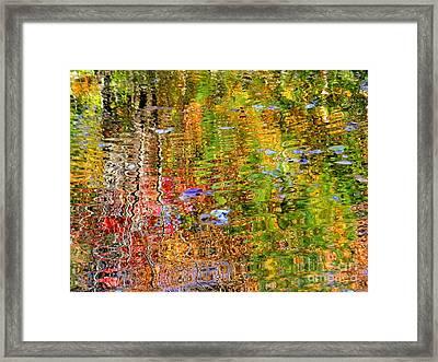 Fall 2016 Framed Print