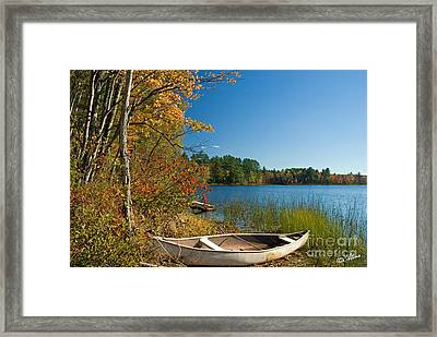Framed Print featuring the photograph Fall Fun by Alana Ranney