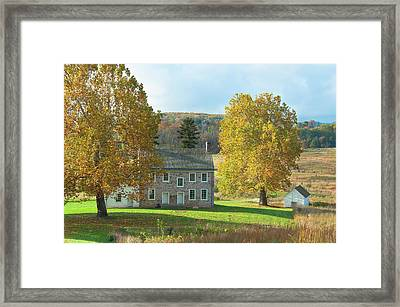 Maurice Stephens House Framed Print