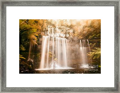 Fall Of Autumn  Framed Print