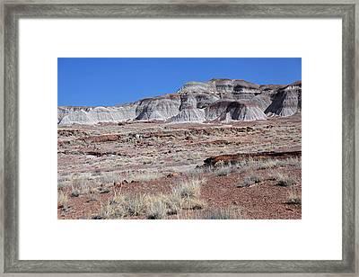 Fallen Giants Framed Print by Gary Kaylor