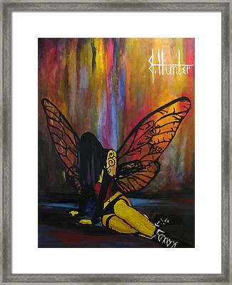 Fallen Framed Print by Jeff Hunter