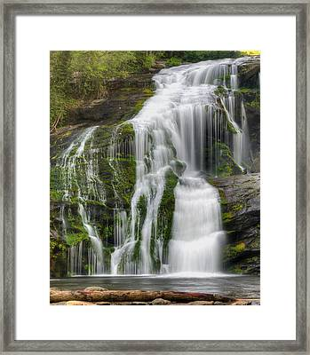 Falling Dream Framed Print by Darrell Young