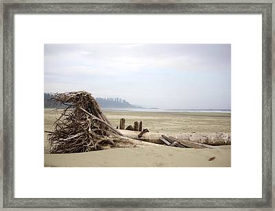 Falling For You Framed Print