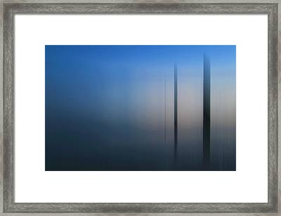 Framed Print featuring the photograph False Cape State Park One by Kevin Blackburn