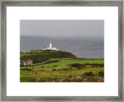 Fanad Head Lighthouse Framed Print