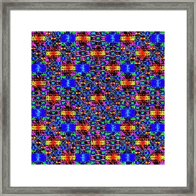 Fancy Framed Print