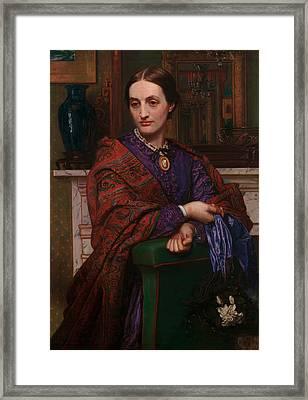 Fanny Waugh Hunt Framed Print
