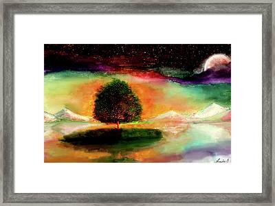 Fantasia Framed Print by Armin Sabanovic