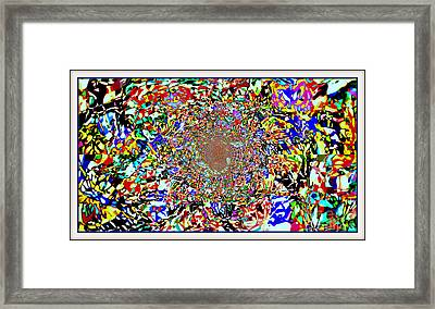 Fantastic Freedom Framed Print by Mindy Newman