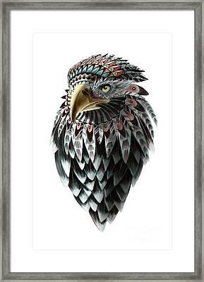 Fantasy Eagle Framed Print