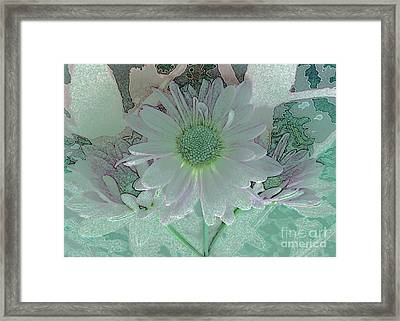 Fantasy Garden Framed Print by Barbie Corbett-Newmin