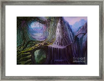Fantasy Land Framed Print
