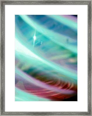Fantasy Storm Framed Print by Scott Wyatt