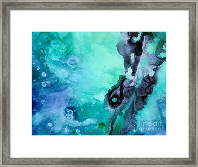 Far Away Framed Print