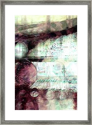 Far Dreaming Framed Print