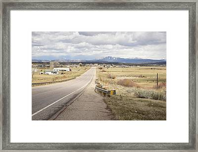 Far Horizon Framed Print
