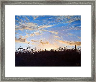 Far Horizons Framed Print