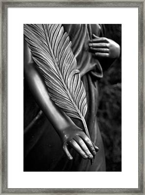 Farewell Framed Print by Marc Huebner