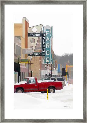 Fargo-1 Framed Print