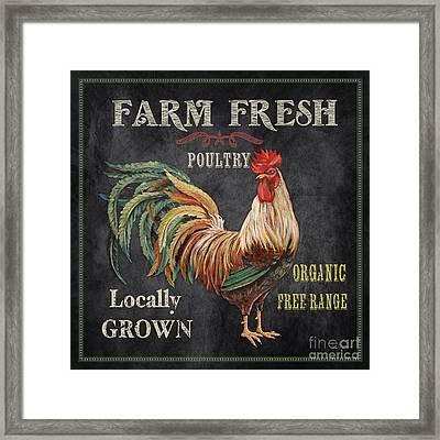 Farm Fresh-jp2634 Framed Print by Jean Plout