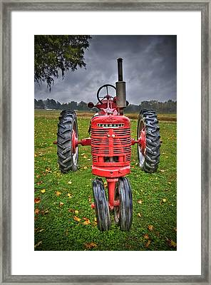 Farmall 1 Framed Print