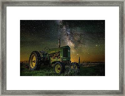 Farming The Rift 3 Framed Print