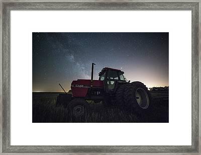 Farming The Rift 6 Framed Print