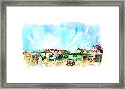 Farol Island 03 Framed Print by Miki De Goodaboom