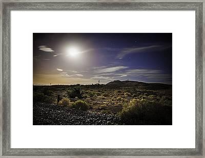 Farscape Framed Print