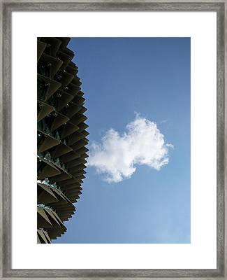 Fart Framed Print