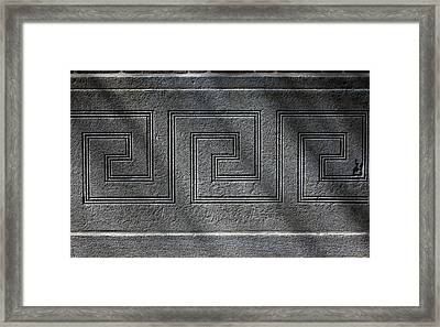 Fascinating Rhythm Framed Print by Robert Ullmann