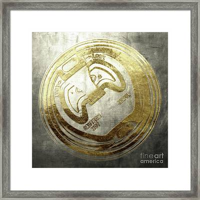 Fashion Coffee Framed Print by Mindy Sommers