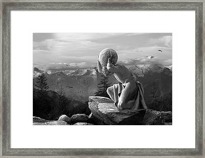 Fate Framed Print