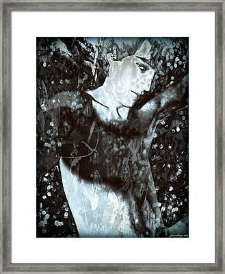 Faunus, Bringer Of Dreams Framed Print