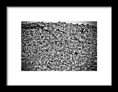 Poverty Framed Prints