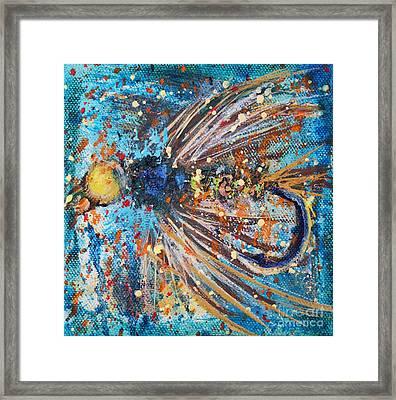 Favorite Flies 1 Framed Print