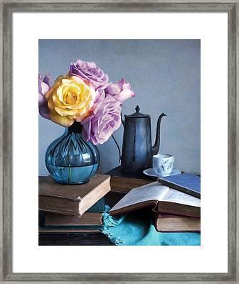 Favorite Things Framed Print