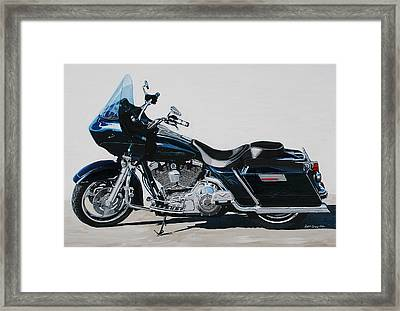 Favorite Toy Framed Print by Robert Gray