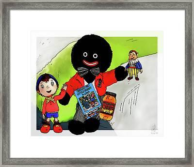 Favourite Childhood Memories Framed Print