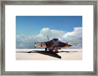 Fb-111a Framed Print