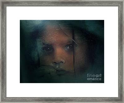 Fear Itself Framed Print